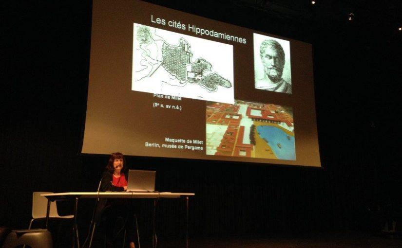 Conférence : Vers la Cité idéale