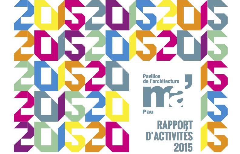 Découvrez notre Rapport d'Activités 2015