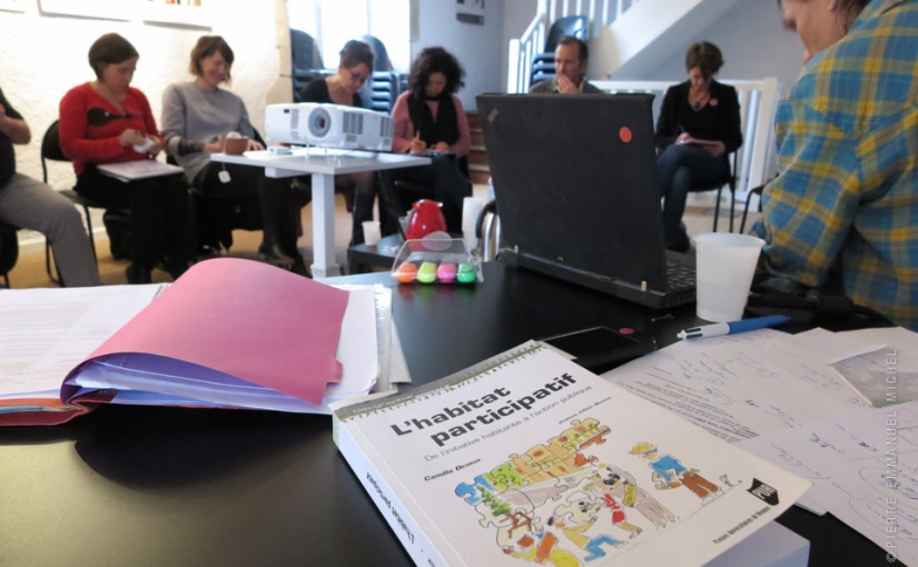Atelier Habitat Participatif