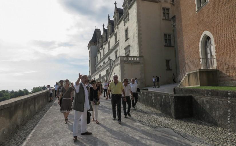 Visite des coulisses du Château Henri IV