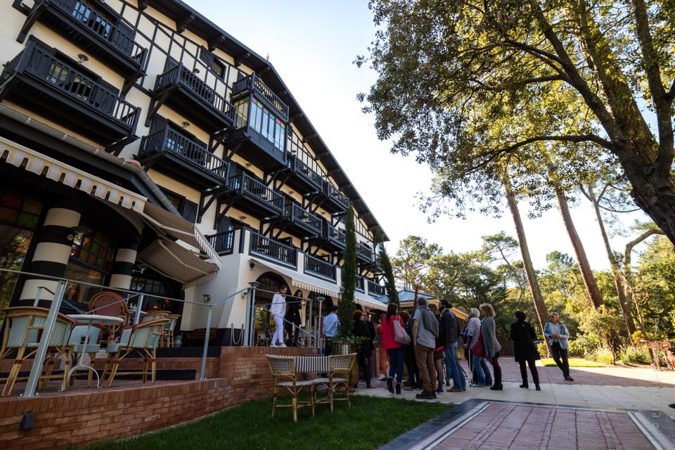 Une journ e au pyla le pavillon de l 39 architecture - Journee de l architecture ...
