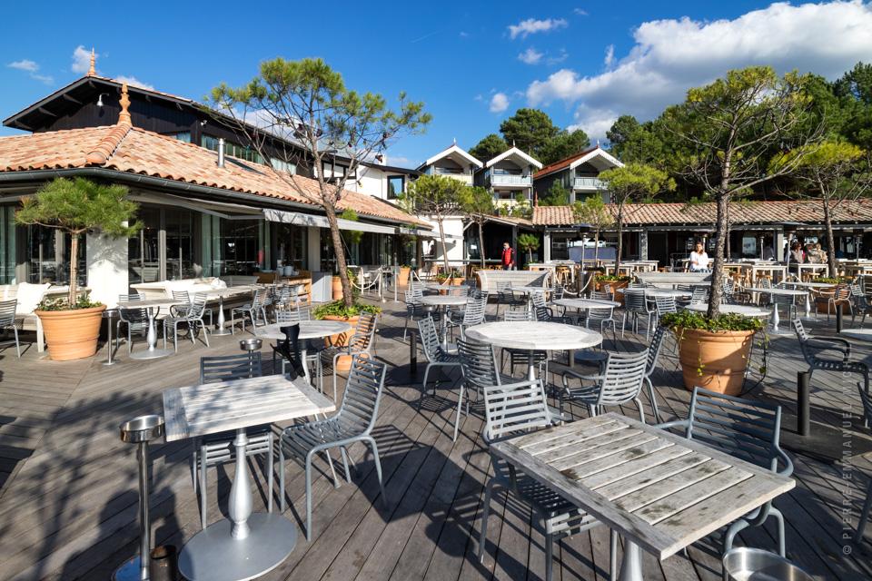 Une journ e au pyla le pavillon de l 39 architecture for Restaurant la cuisine dax