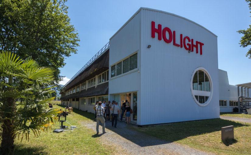Visite de l'usine Holight à Ogeu-les-Bains